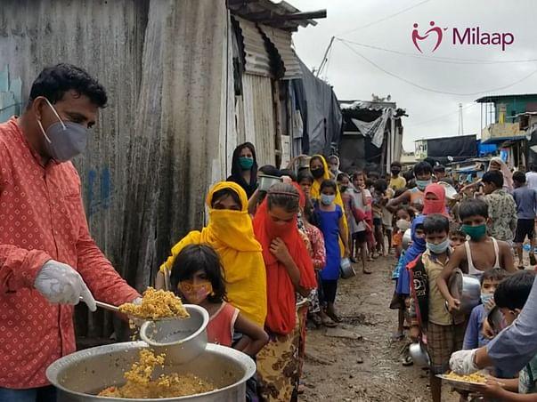Support Faiyaz Shaikh To Run Community Kitchen To Help Poor Migrants
