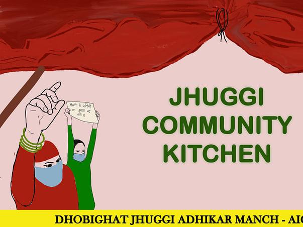 Support Jhuggi Community Kitchen