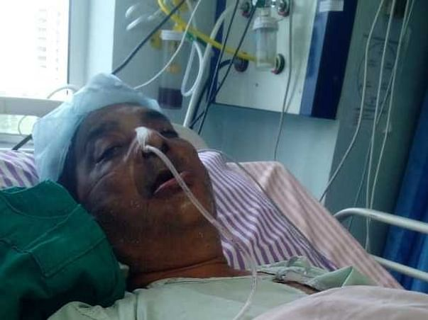 Help My Father Recover From Mucormycosis(Black Fungus)