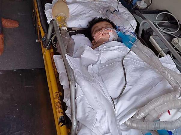 Help 7 Month Old Reyansh. Needs Open Heart Surgery