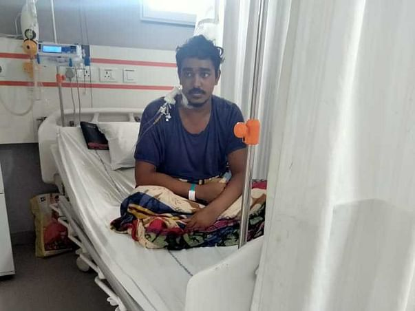 Support Rangiseti Jagadeesh Recover From Blood Cancer