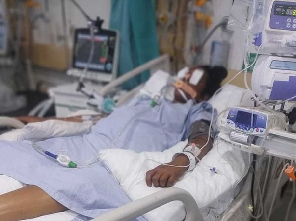 This 30 years old  Priyanka Bharti (Mother of 2) needs your urgent support in fighting for Life, currently on Life support because of Liver Failure