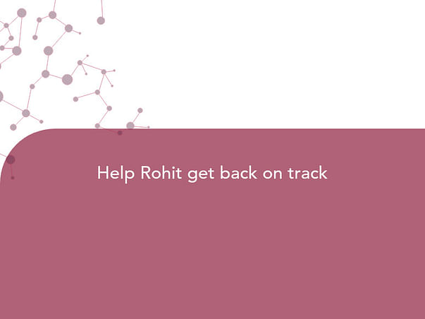 Help Rohit get back on track