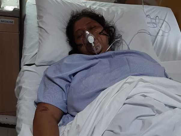 Please Help My Cousin Is Suffering From Covid Positive (lung infection)