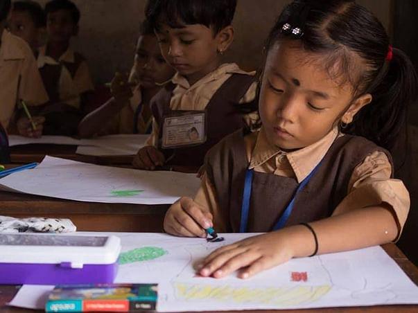 Jagriti Vidya Mandir - Free of cost education to the Underprivileged