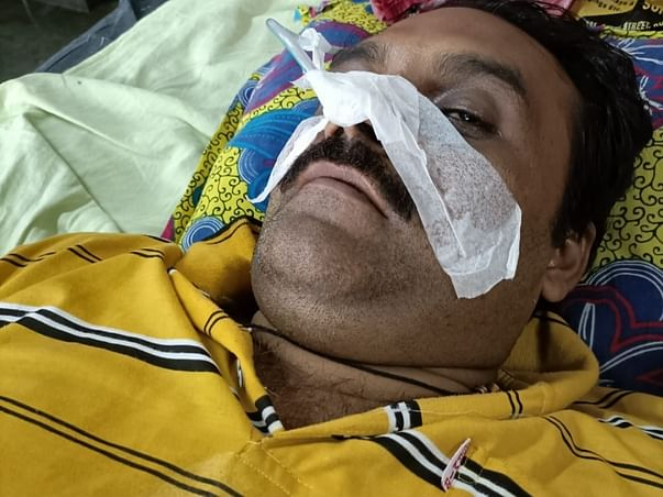 Help Md Kalimuddin Fight His Paralysis