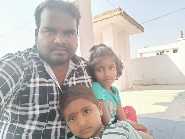 In Memory Of Suresh Kumar Manthena, Support For His Family