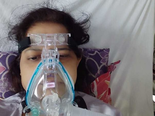 My Aunt Is Struggling With Lungs Fibrosis & Pneumonia, Help Her