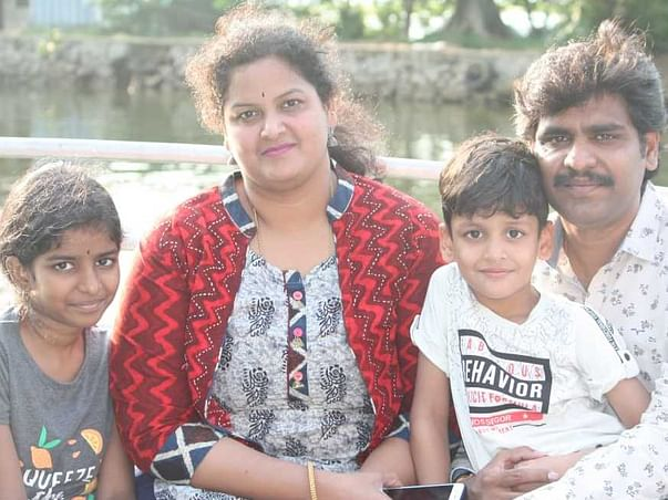 Support Shwetha for COVID ECMO and Lung Transplantation Treatment