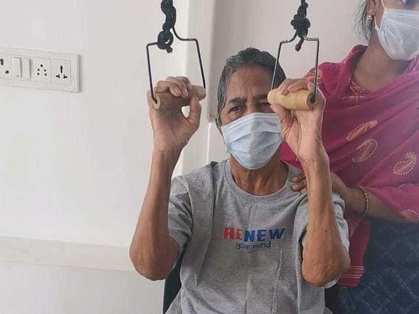 Helen Bhushan Mam's Rehabilitation