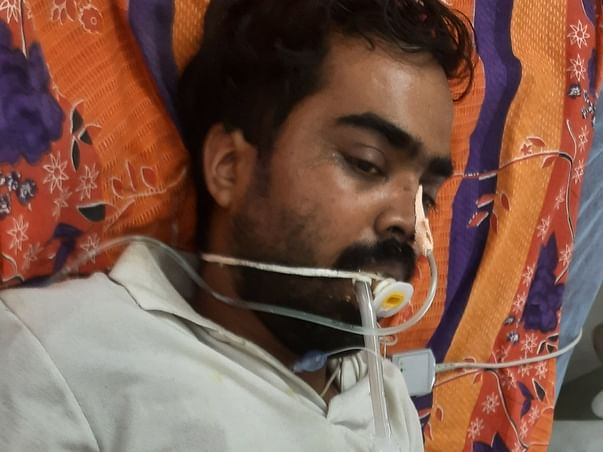 Support Ashwani Bharti Recover From post Covid Complications