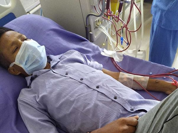 Help My Uncle for liver operation