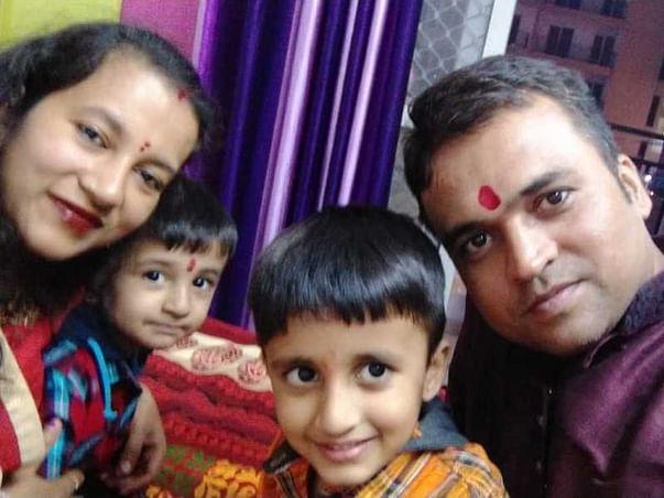 Help Rajeev Family To Survive