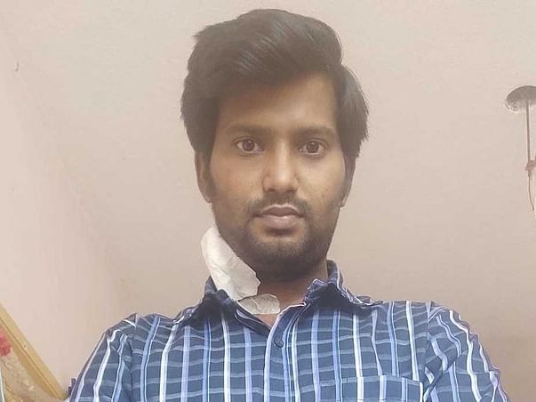 Help Vinoth For Kidney Transplant Who Is Suffering From CKD