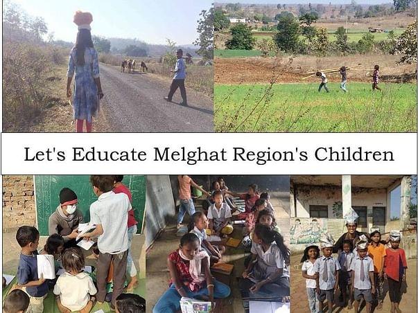 Let's Educate Melghat Region's Children