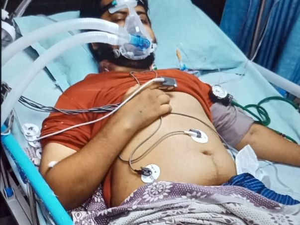 Support Sowda Nithish Recover From Blood Infection