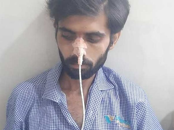 Help Lokesh fight LPJ Surgery with one Kidney removed already