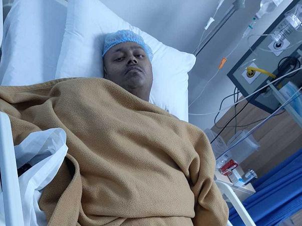 Help Jatin Seth (My Son), To Fight Colon Cancer