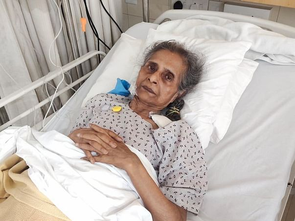 Help Anjali Ghosh To Fight Cancer