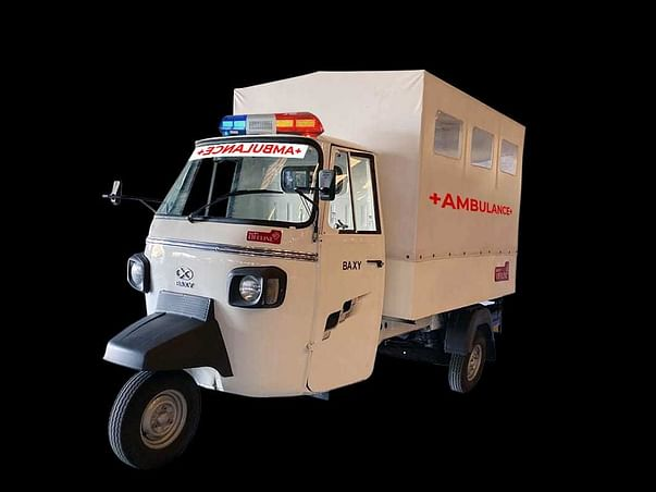 Please Help To Provide Affordable Ambulance Service To Rural India