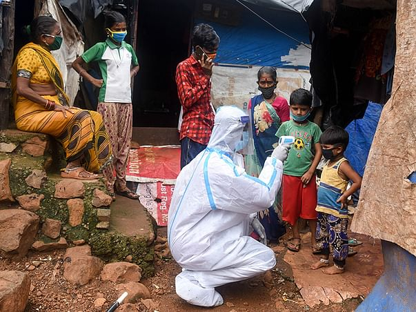 Relief Donation for Covid-19 Affected Families in India