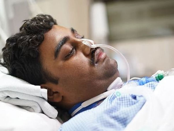 An Unfortunate Accident Followed By COVID Has Left Sanjeev Bedridden