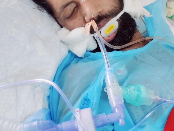Support Mohammed Minhaz Recover From Brain Stroke