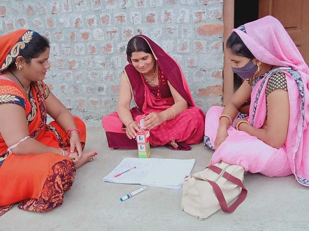 """Help Rural Women in their  """"Journey"""" from """"Kapda to Cup"""""""