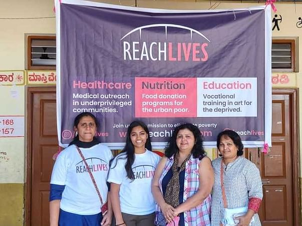 Support For Reach Lives (Anora Charitable Foundation)