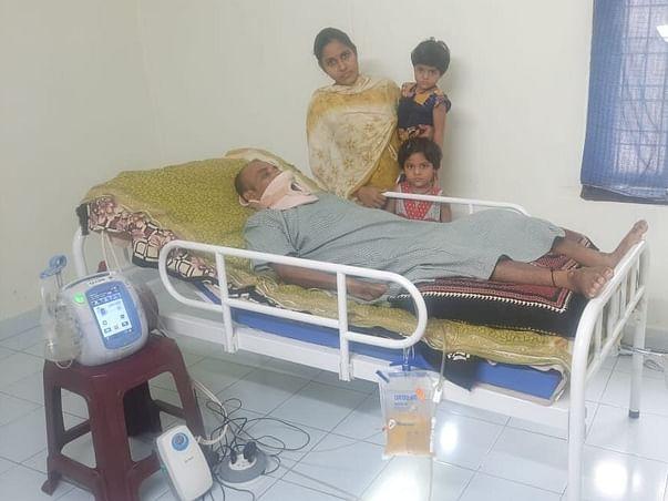 Peruri Ashok For Grade IV Pressure Sore Around The Sacrum Surgery