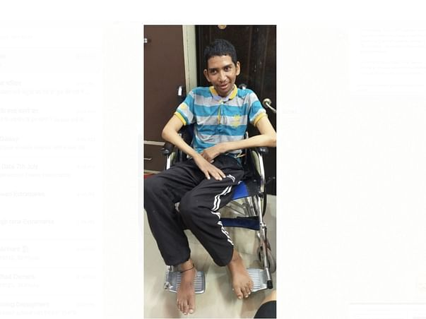 Help Pardeep Singh, To Be Recovered From Accident Injuries And Trauma.