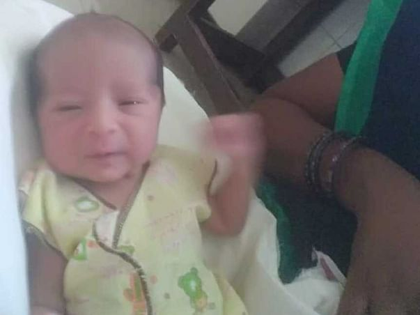 Help 1 Month Old Baby To Fight Against Lump In Intenstine