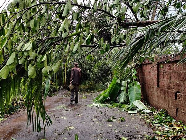 Response To Cyclones, Landslides, Floods And Heavy Rainfalls