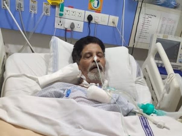 Need Help And Support  For My Father To Recover From Post Covid Pneumonia