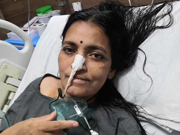 Help Vijaya Fight Black Fungus In Lungs