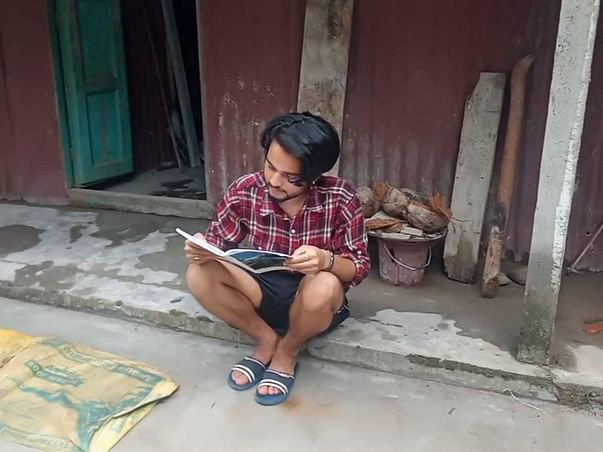Help A Homeless Student Anish For His Food, Accommodation & Education