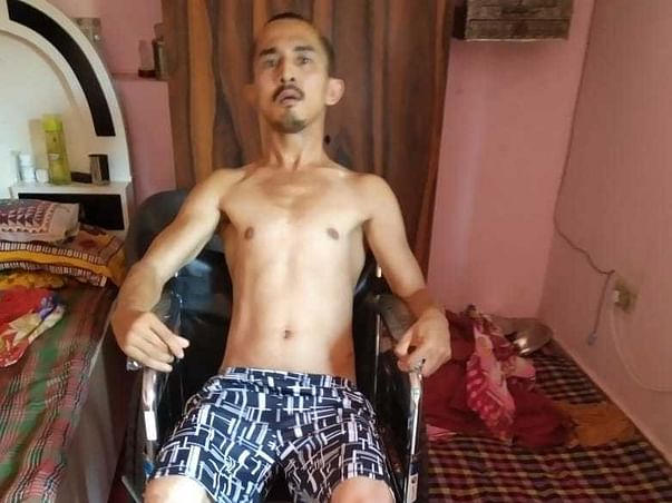 Help Amir Live A Life Of Dignity In His Remaining Days