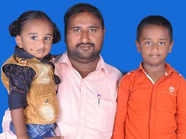 Help Sharif's Kids Education And Family Welfare