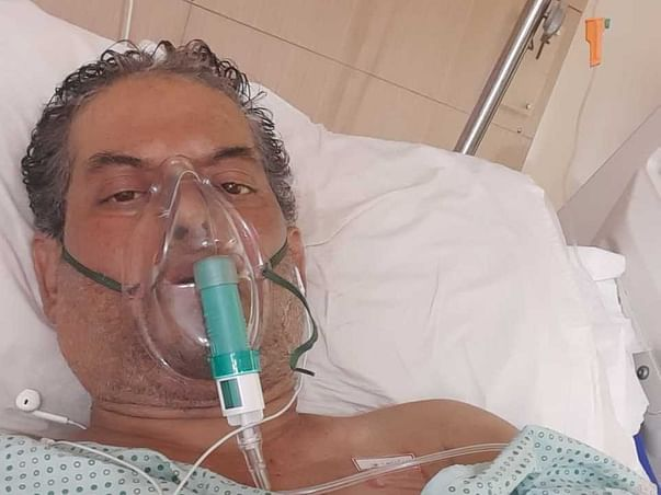 G Prasanna Kumar Need Your Urgent Help To Fight Against Lung Infection