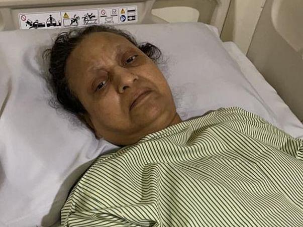 Please Help Mrs. Alpana Shridhar Fight Cancer
