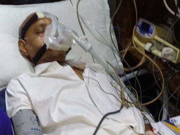 Support Rajendra Kumar Recover Severe Heart Attack & Kidney Failure