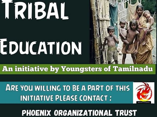 Join with us to Educate Tribal Children
