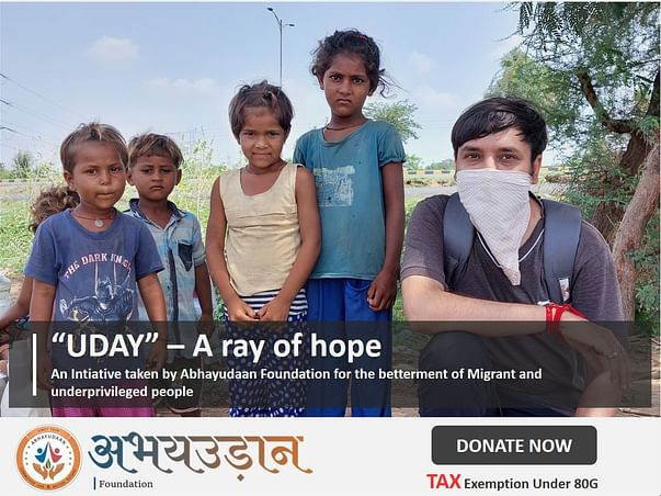 """""""UDAY"""" - A Ray of Hope"""