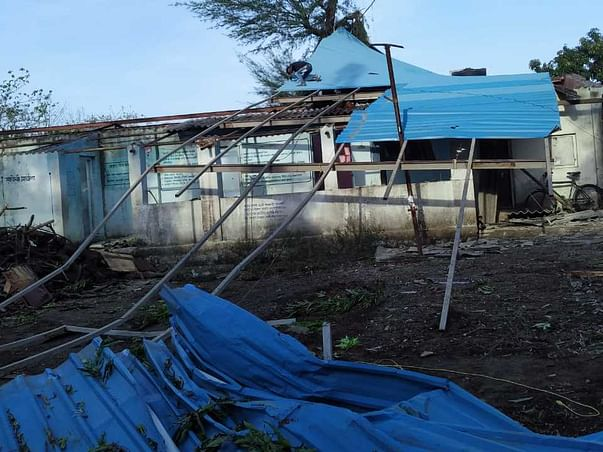 Support Us To Renovate A School In Kolhapur