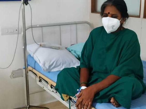Support Jayanthi  To Recover From Liver Failure
