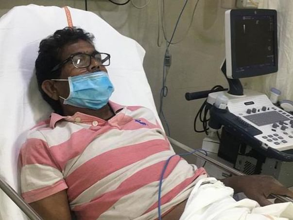Support Venkatesh in Fighting Chronic Kidney Disease with Hypertension