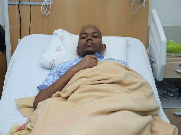 Help Rishi Gupta Recover From Acute Myeloid Leukemia