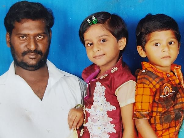 Help  to save  family from covid loss of a parent
