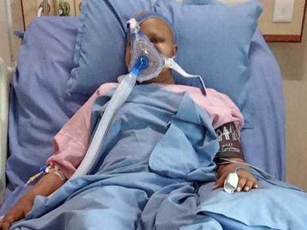 Support Lalitha Recover From Blood Cancer