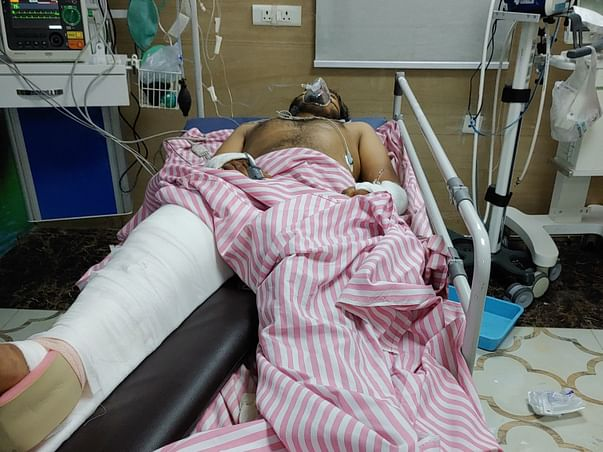 Help My Brother Prashanth Recover From Accident